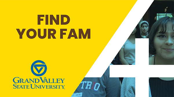 Video of the Find Your Fam presentation